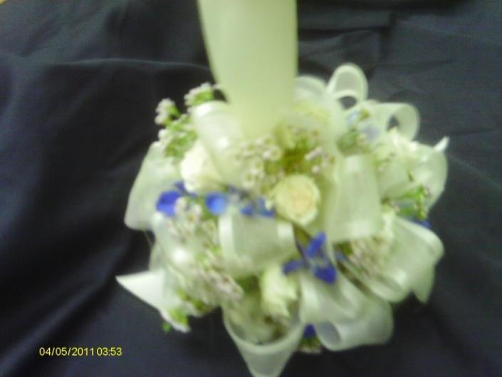 kissing ball - Flower Girl Flowers